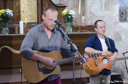 Benefiční koncert v kostele 15.06.2019